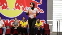 Wasit Bola Basket Yuli Wulandari (change.org)