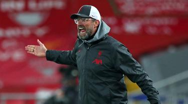 FOTO: Liverpool Juara Grup D Usai Sikat Ajax 1-0