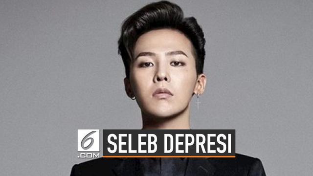 Deretan Seleb Korea Akui Alami Depresi