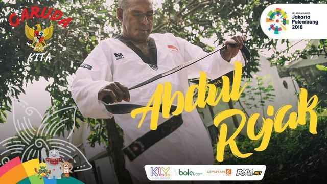 Abdul Rojak menyatakan Asian Games 1986 merupakan pengalaman terbaiknya selama menjadi atlet taekwondo.