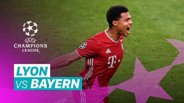 Berita Video Beragam Peluang Bayern Munchen dan Dua Gol Serge Gnabry ke Gawang Olympique Lyon