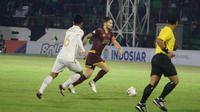 PSM Vs PSS di Stadion Andi Mattalatta Mattoangin, Minggu (15/12/2019). (Abdi Satria/Bola.com).