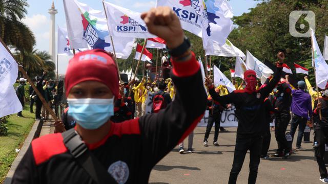 9 Poin Tuntutan Buruh ke Jokowi Dalam Petisi May Day 2021 - Bisnis  Liputan6.com