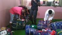Tips agar koper jemaah haji Indonesia tidak dibongkar paksa. (www.haji.kemenag.go.id)
