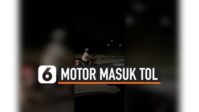 motor masuk tol thumbnail