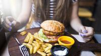 Ilustrasi makanan cepat saji (sumber: iStockphoto)