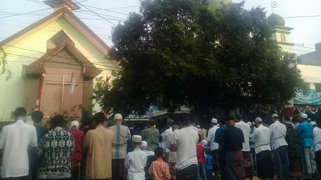 Hormati Umat Islam Salat Idul Adha Gereja Di Solo Ini Tiadakan