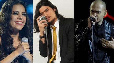 Nowela, Virzha dan Husein Gelar Konser di Colloseum