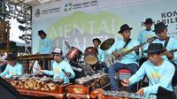 Rumah Sakit Jiwa Provinsi Jawa Barat menggelar konser kesehatan jiwa dengan tema Mental Health for All. (Foto: dok. Rumah Sakit Jiwa Jabar)