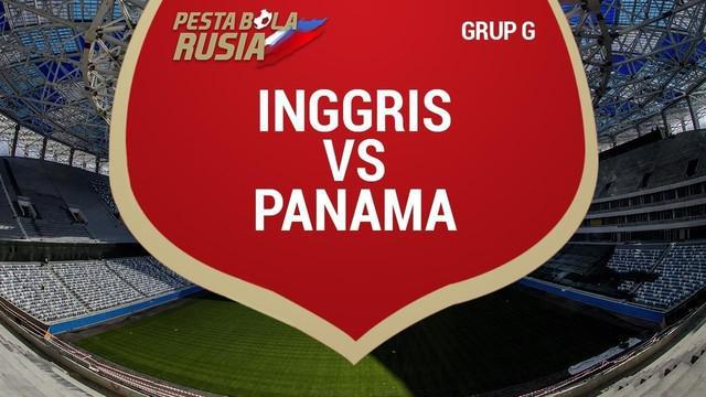 Berita video torehan data dan statistik Inggris saat melumat Panama 6-1 di Grup G Piala Dunia 2018.