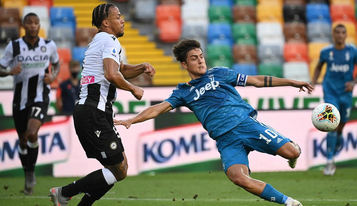 FOTO: Dikalahkan Udinese 2-1, Juventus Tunda Scudetto - Bola ...