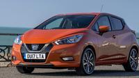 All new Nissan March resmi meluncur di inggris (Foto: paultan)