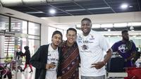 Dua pemain asing Aspac Jakarta (Dok IBL)