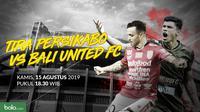 Liga 1 2019: Tira Persikabo vs Bali United FC. (Bola.com/Dody Iryawan)