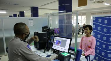 Layanan SIM Gratis untuk Warga yang Lahir 1 Juli dari BRI dan Polri