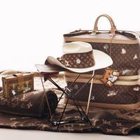 Kucing menjadi sosok baru yang memeriahkan koleksi kapsul Louis Vuitton.