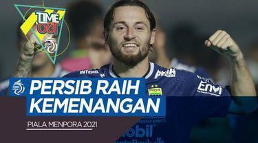 Berita video Time Out BRI LIga 1 kali ini membahas tentang Persija Jakarat yang ditahan imbang dan Persib Bandung yang raih kemenangan tipis.