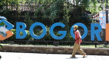 Pedestrian Lingkar Kebun Raya Bogor Ditutup Sementara
