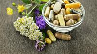 Ilustrasi suplemen kesehatan (iStockphoto)