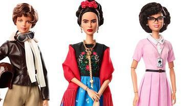 Terinspirasi Wanita Hebat Dunia, Ini Edisi Khusus Barbie di Women's Day -  Lifestyle Fimela.com