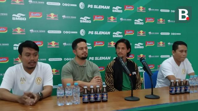 Irfan Bachdim, PSS Sleman