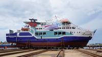 KMP Takabonerate berukuran 500 GT milik PT ASDP Indonesia Ferry (Persero)