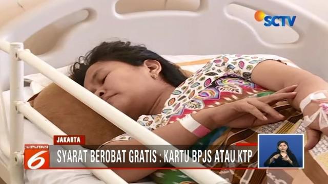 Gubernur DKI Anies Baswedan, menyatakan telah menggratiskan biaya rumah sakit untuk pasien DBD. Cukup dengan menunjukkan kartu BPJS atau KTP DKI Jakarta.