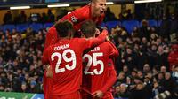 Bayern Munchen menang 3-0 atas Chelsea di leg pertama babak 16 besar Liga Champions. (Glyn KIRK / AFP
