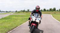 Kini pembalap motor bakal dimanjakan dengan ban yang memiliki performa tinggi (istimewa)