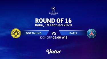 Berita Video jelang pertandingan Borussia Dortmund Vs PSG di Liga Champions