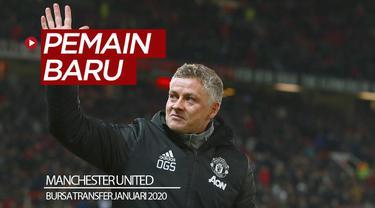Berita video Manchester United dikabarkan menginginkan dua pemain baru pada bursa transfer Januari 2020.