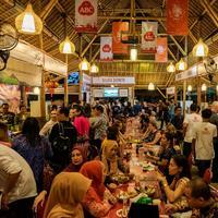 Taman Kuliner UFF19 Presented by ABC. (dok: Ubud Food Festival).