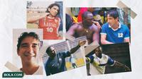 Kolase Jacksen Tiago dan Luciano Leandro (Bola.com/Adreanus Titus)