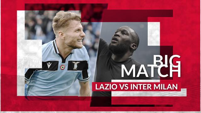 Serie A: Lazio vs Inter Milan.. (Bola.com/Dody Iryawan)