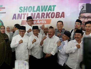 Majelis Pesona Gelar Sholawat Antinarkoba