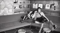 Iklan Fendi menjadi debut North West menjadi bintang iklan (instagram/fendi)