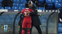 Manajer Liverpool, Jurgen Klopp. (Paul Ellis/POOL/AFP)