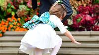 Putri Charlotte (Foto: Victoria Jones / POOL / AFP)