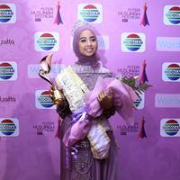 Nesa Aqila Herryanto Putri lahir pada 14 Juli 1995 ini adalah putri dari pasangan Herryanto dan Jamilah Hedra. (Galih W.Satria/Bintang.com)