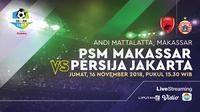 PSM Makassar vs Persija jakarta