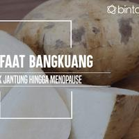 Manfaat Bangkuang. (Foto: Adrian Putra, Digital Imaging: M. Iqbal Nurfajri/Bintang.com)