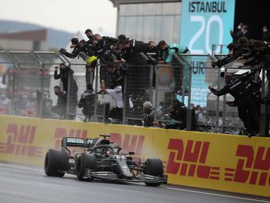 Berita Lewis Hamilton Hari Ini Kabar Terbaru Terkini Liputan6 Com