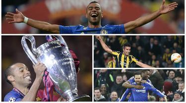 Inilah 7 pemain yang bersinar bersama klub barunya setelah pindah dari Arsenal. (AFP)