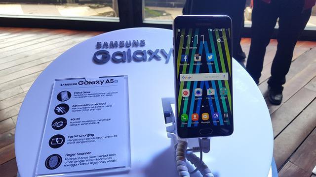 Harga Samsung A5 All Varian Terbaik Dan Termurah 2018 Bekas Juga