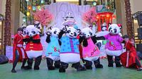 Hoki Panda Village (dok. Tangcity Mall)