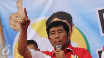 Haji Lulung Tunjuk Gus Najmi Jadi Sekwil DPW PPP DKI