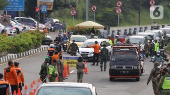 56 Lokasi Ganjil Genap di Bogor dan Puncak Bogor Selama PPKM Diperpanjang