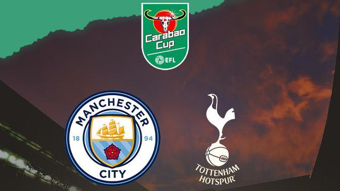 Prediksi Carabao Cup Manchester City Vs Tottenham Hotspur ...