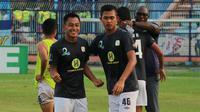 Jacksen F. Tiago, mengatakan Barito Putera sangat siap menatap kompetisi Liga 1 2018. (Bola.com/Aditya Wany)