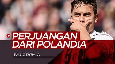 Berita video kisah singat perjuangan dari Polandia ke Argentina seseorang bernama Boleslaw untuk sampai akhirnya melahirkan striker tajam bernama Paulo Dybala.